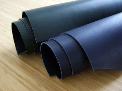 Noir d'Orion - cuir à tannage végétal