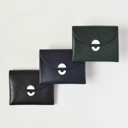 Noir d'Orion, porte-monnaie Hélios, couleurs
