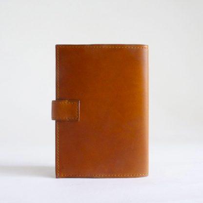 Porte-passeport ou porte-carnet fauve - dos