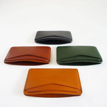 Noir d'Orion - porte-cartes 3 poches