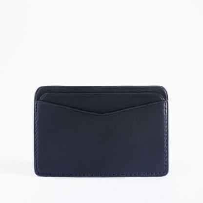 Noir d'Orion - porte-cartes 3 poches noir