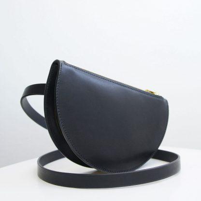 Noir d'Orion - Sac banane Eclipse noir
