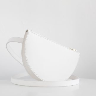 Noir d'Orion - Sac banane Eclipse blanc